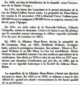 Château Haut Brion 6