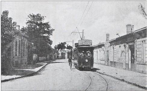 Les transports et services publics