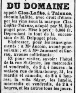 Clos-Lafitte