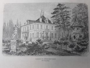Château Haut Brion 3 la Tour