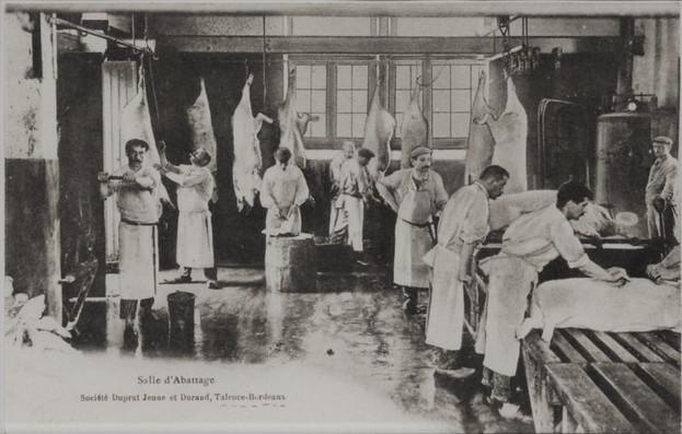 Duprat-Durand Salle d'Abattage
