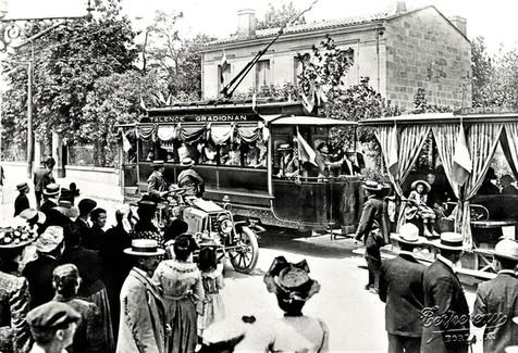 Cours Gambetta Jour de Fête Nationale
