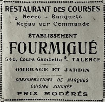 FOURMIGUE