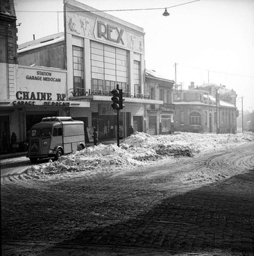 Cinéma propriété d'Emile Couzinet