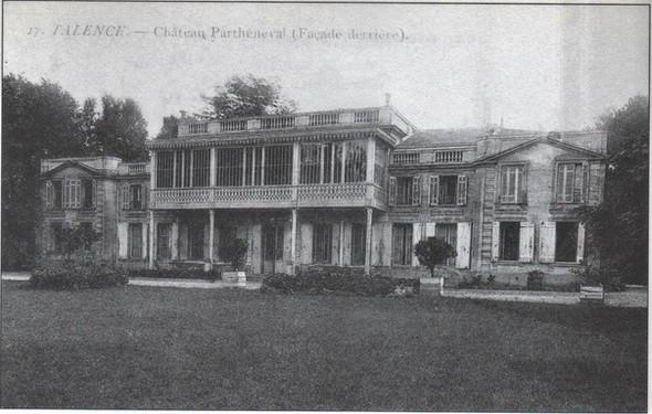 Château Parthèneval