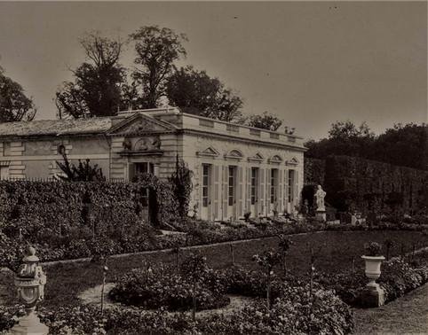 1783-1896 Château Raba  Salle de Concert