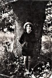 Propriété Veen Le jeune Louis devant le grand chêne