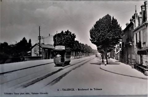 Boulevard pont de Cauderès