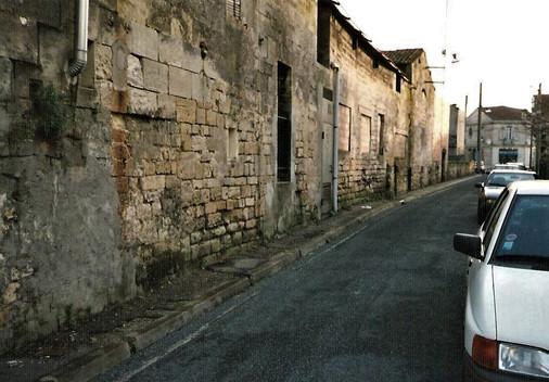 Cauderès Rue Bourgès la fonderie