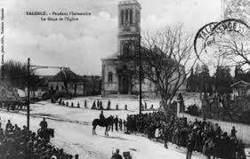 Troubles provoqués par la loi de séparation de l'Eglise et del'Etat.