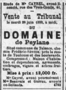 Domaine de Peylane