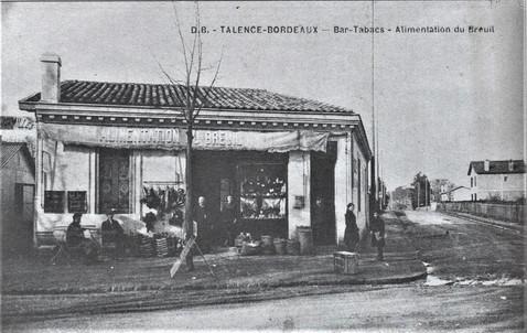 Du Breuil café Epicerie