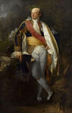 Comte d'Empire Gouverneur de Paris et Marquis aprés la Restauration