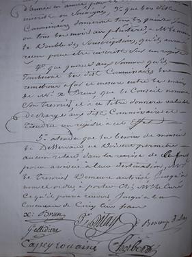 Municipalité Materre Ferrand