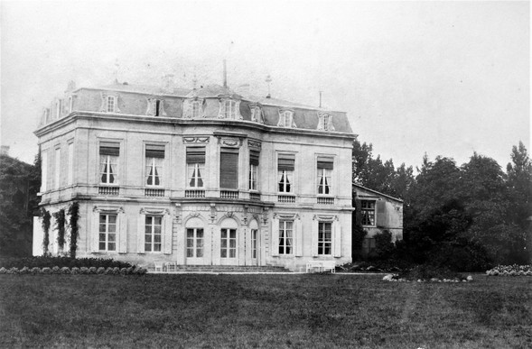 Château Margaut ancienne Mairie