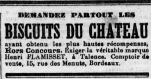 Biscuit du Château