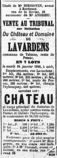 Château et Domaine de Lavardens
