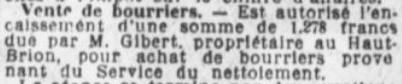 Haut-Brion Bourrier