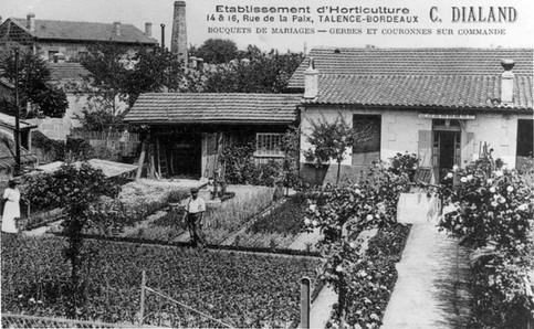 Dialland horticulteur rue de la Paix