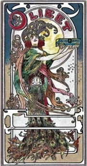 Affiche Olibet 1900