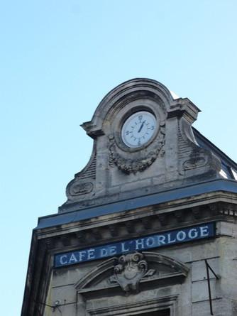 Café de l'Horloge Haut lieu de la vie Talençaise