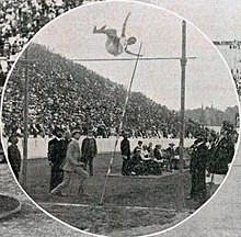 Fernand Gonder vainqueur des Jeux Olympiques