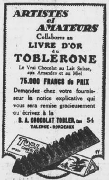 Pub Toblerone