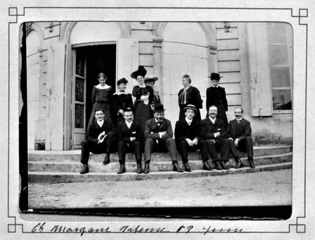 Château Margaut 06 Photo de Groupe