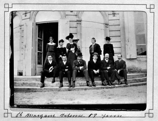 Château Margaut Photo de Groupe