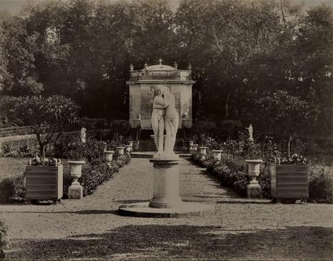 1783-1896 Talence Château Raba Le pavillon des muses
