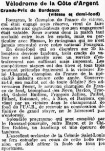 Grand Prix de Bordeaux