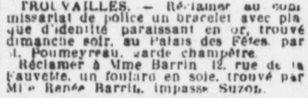 Bracelet-Foulard