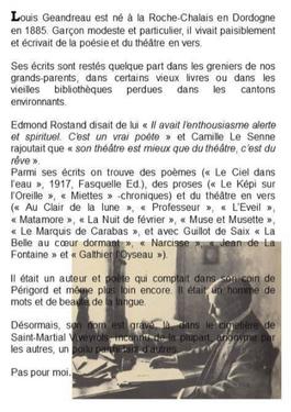 Biographie par Lisa Giraud Taylor