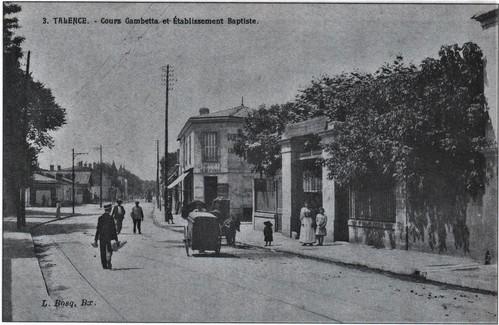 Cours Gambetta