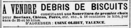 Publicité Olibet