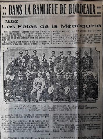 Comité de la Médoquine