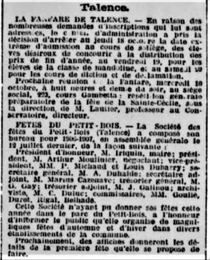 Petit-Bois Bureau