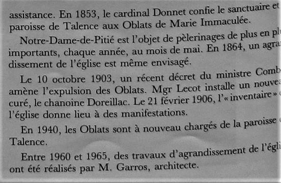 1853 Notre Dame de nos jours