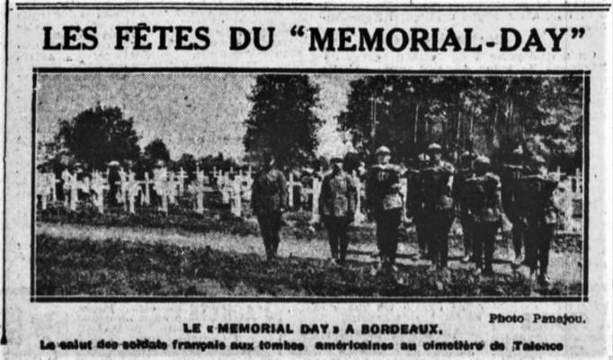 1er Memorial Day