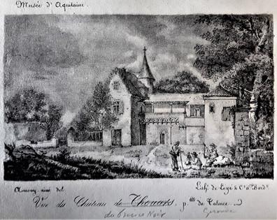 1890 Château du Prince Noir