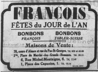 François Publicité