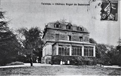 Château Dadelszen ou Peydavent