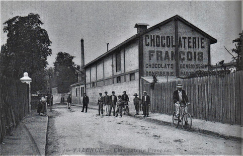 Chocolats François l'usine