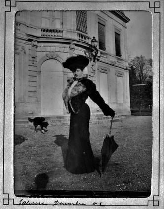 Château Margaut 05  Mme de... 1902