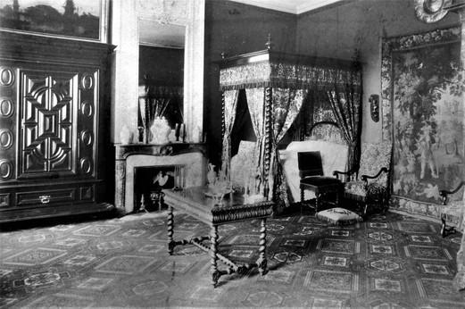Château Margaut 07 l'intérieur