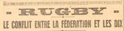 032 FFR VS Projet des dix