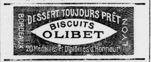 Dessert Olibet