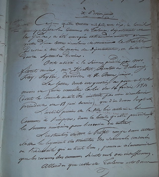 Loi du 14 février 1810 sur le Culte