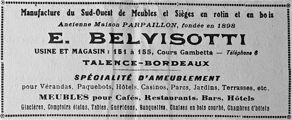 BELLEVISOTI