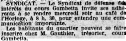 Comité Gambetta